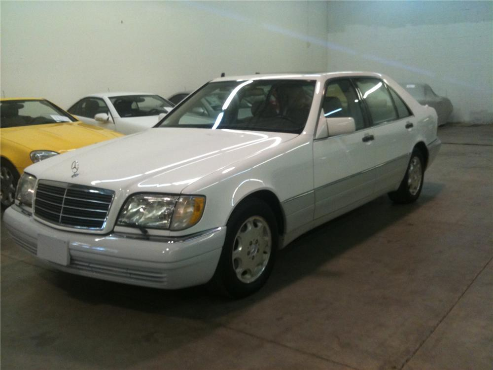 1995 mercedes benz s320 4 door sedan 102049
