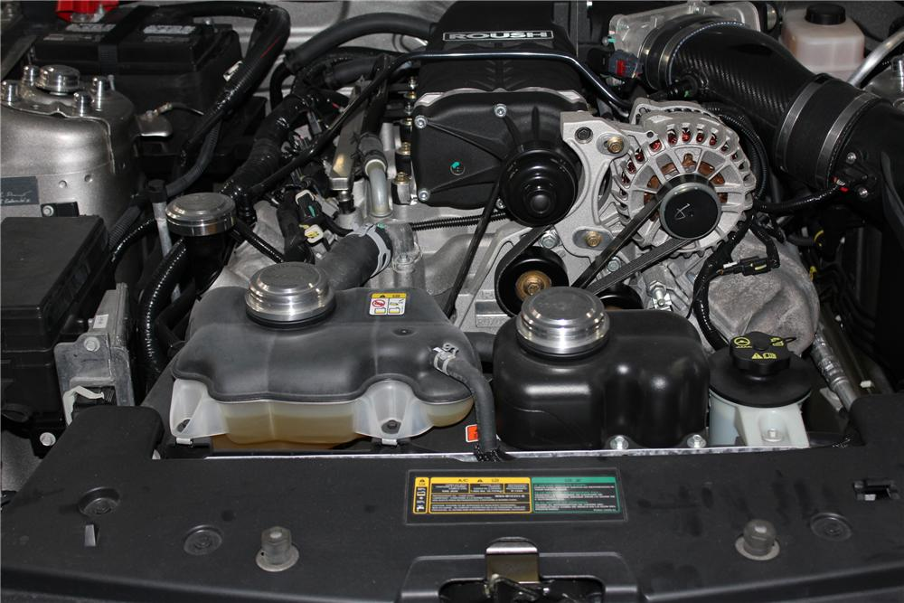 2008 FORD MUSTANG ROUSH P-51A - Engine - 102058