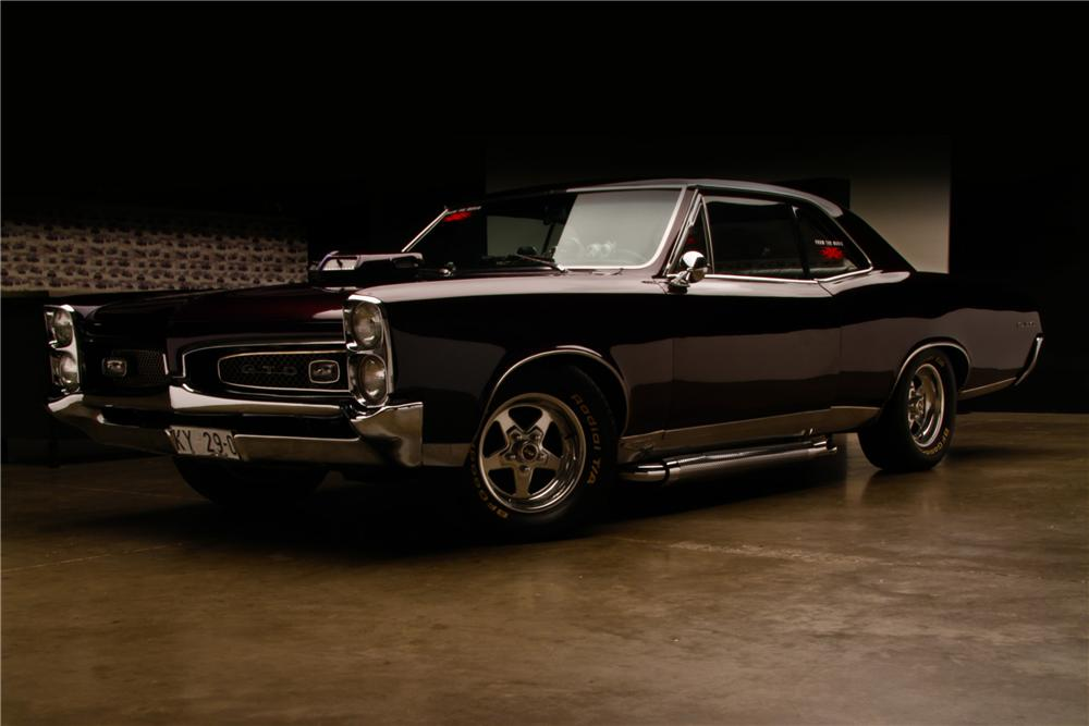 White Tire Paint >> 1967 PONTIAC GTO CUSTOM HARDTOP 'XXX MOVIE CAR'