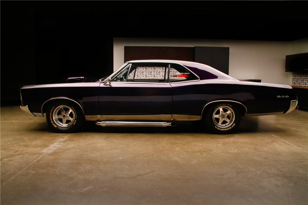 1967 Pontiac Gto Custom Hardtop Xxx Movie Car
