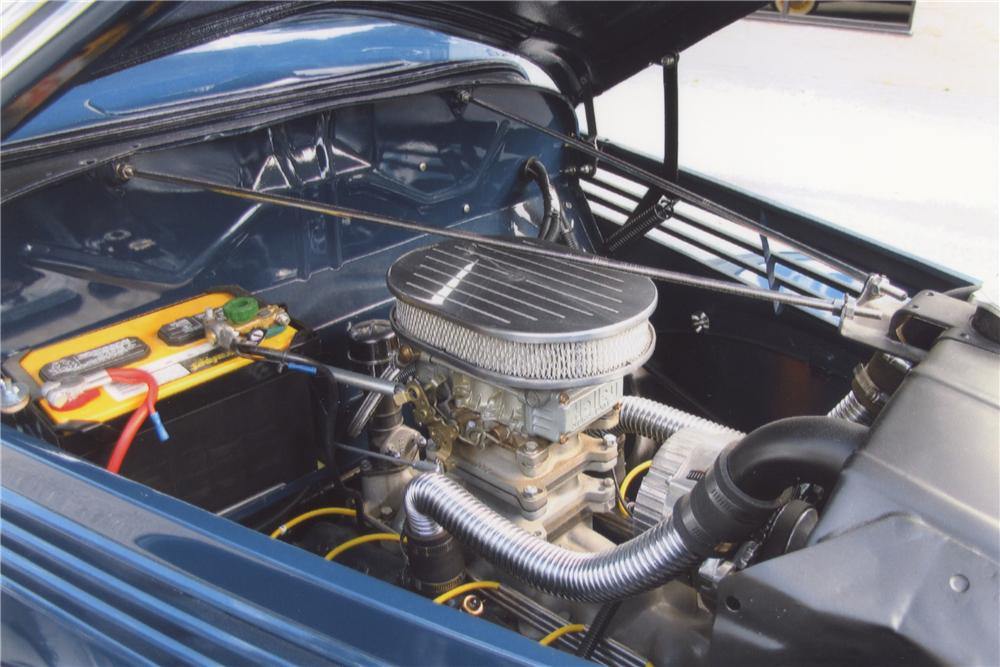 1939 FORD PICKUP - Engine - 102079