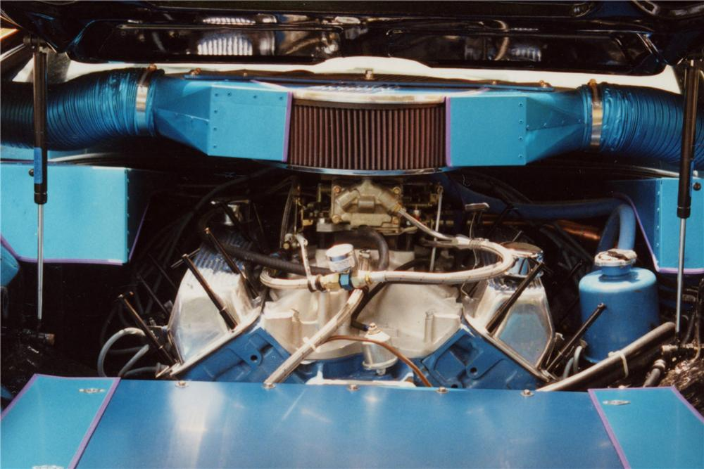 1971 DE TOMASO PANTERA CUSTOM COUPE - Engine - 102085