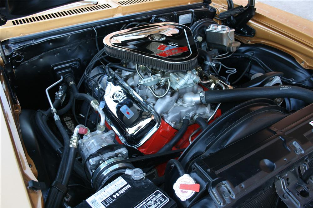 1971 CHEVROLET NOVA YENKO RE-CREATION - Engine - 102139