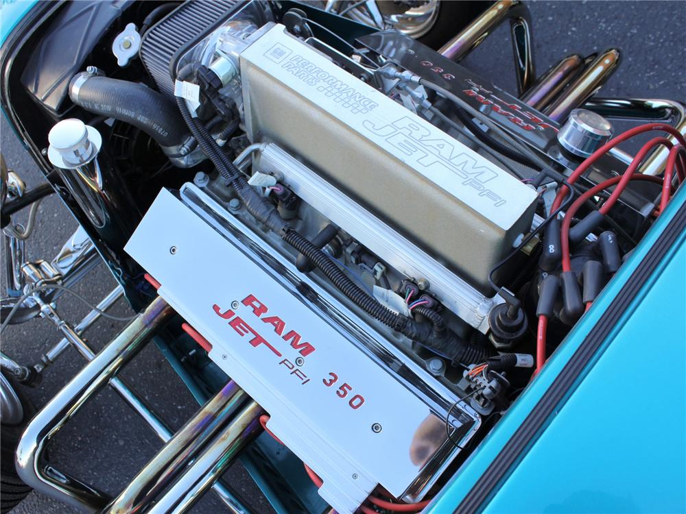 1927 FORD TRACK T CUSTOM ROADSTER - Engine - 102145