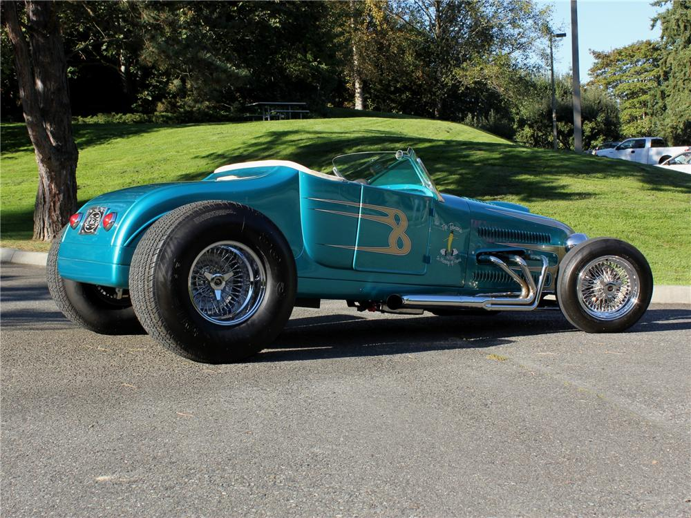 ford track  roadster