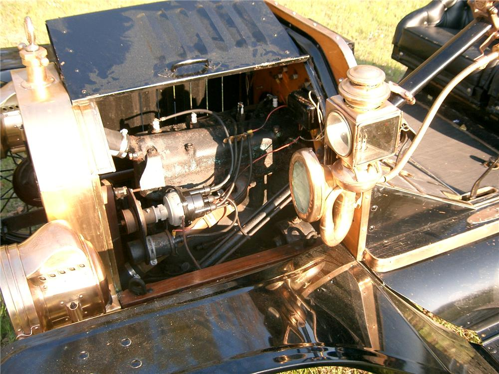 1914 FORD MODEL T SPEEDSTER - Engine - 102298
