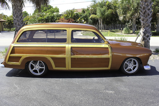 Wood Kit For 1950 Ford Wagon.html | Autos Post