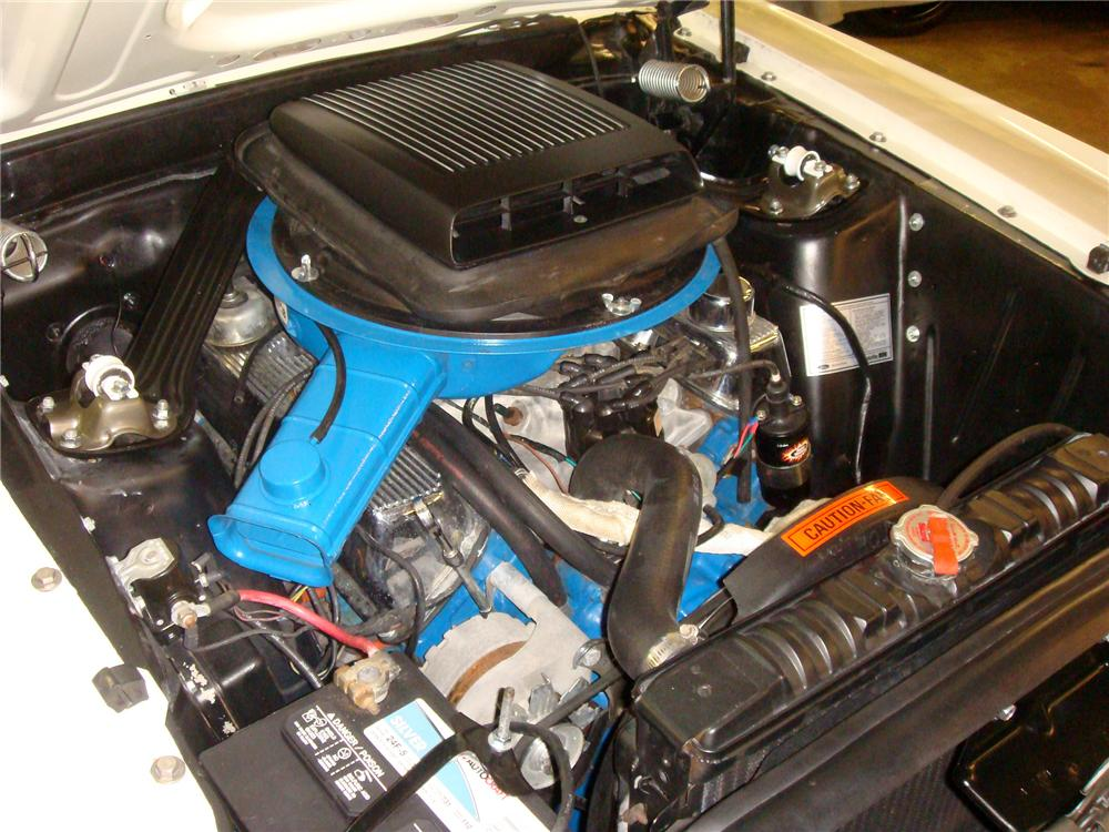 1970 FORD MUSTANG MACH 1 FASTBACK - Engine - 102316