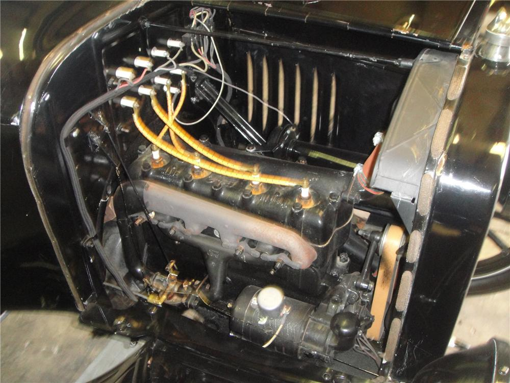 1924 FORD MODEL T TRUCK - Engine - 102319