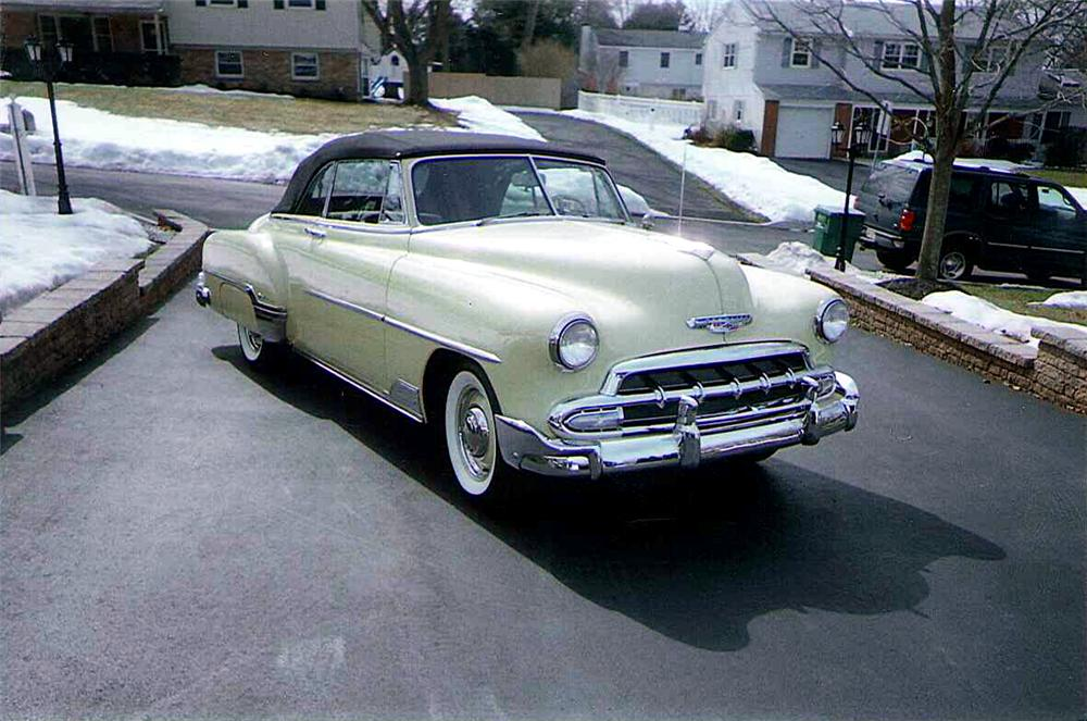 1952 chevrolet styleline deluxe convertible 102613 for 1952 chevrolet styleline deluxe 4 door