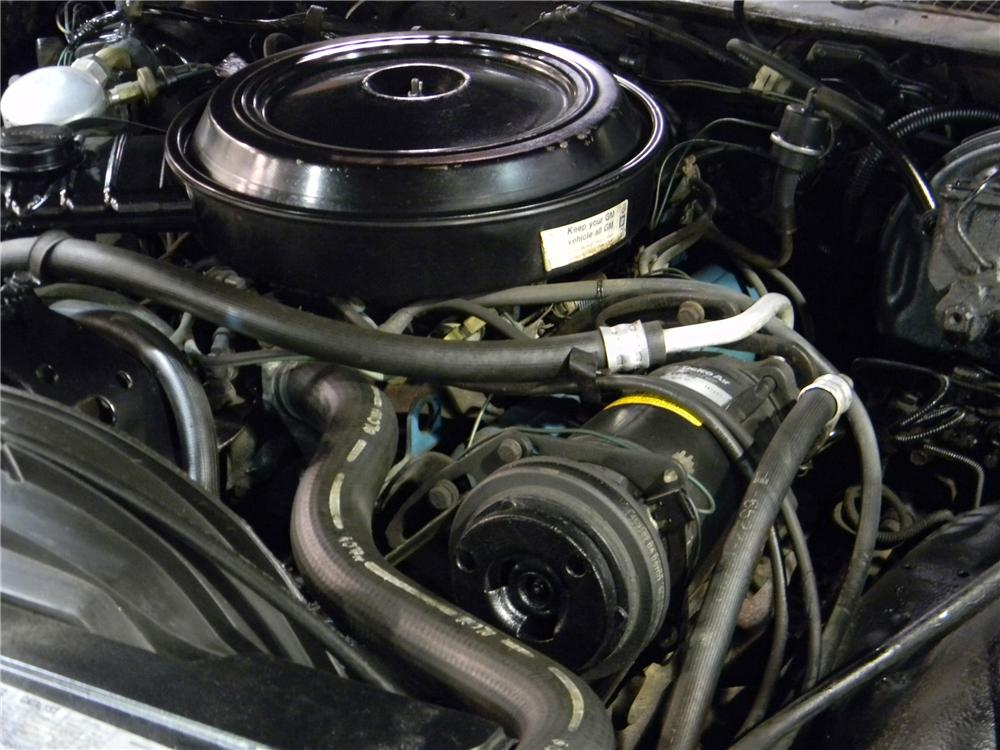 1979 CHEVROLET CAMARO Z/28 COUPE - Engine - 102713