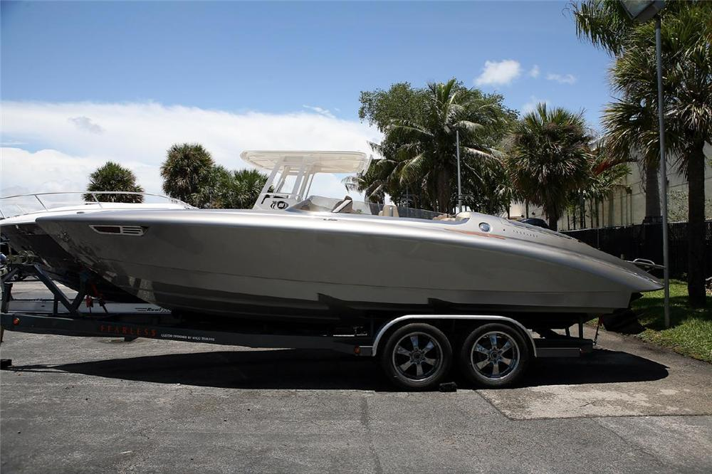 2011 REAL X TRAILER - Front 3/4 - 104976