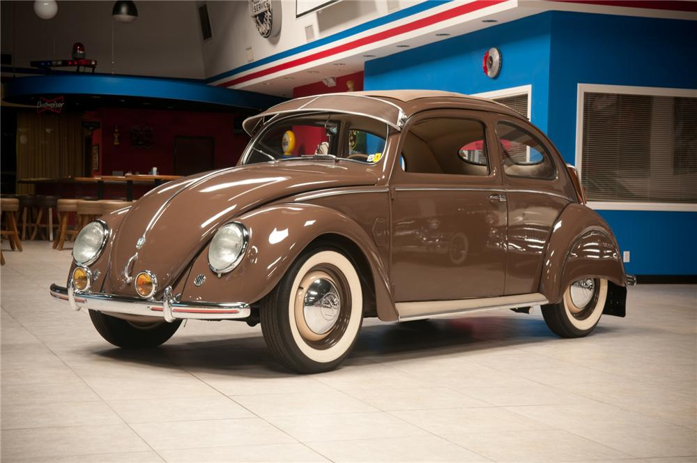 1951 Volkswagen Split Window 2 Door Sedan 108091