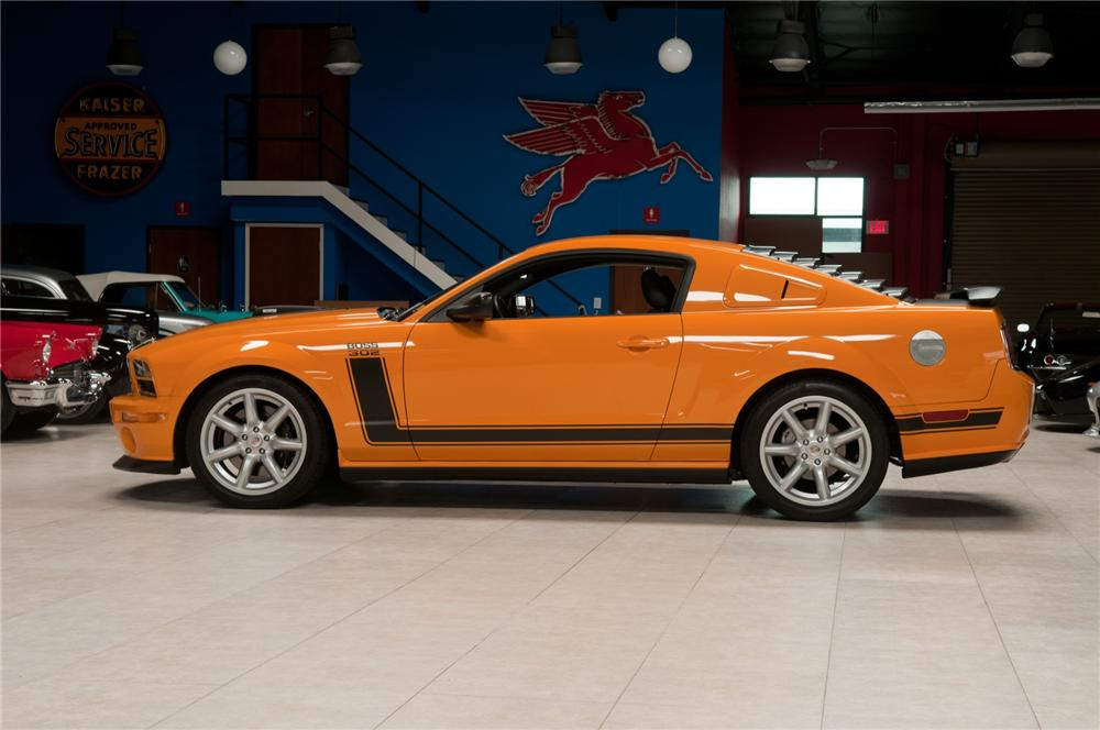 2007 Ford Mustang Saleen Parnelli Jones Limited Edition Make Your Own Beautiful  HD Wallpapers, Images Over 1000+ [ralydesign.ml]