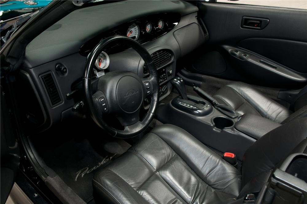 1999 PLYMOUTH PROWLER CONVERTIBLE - Interior - 108109