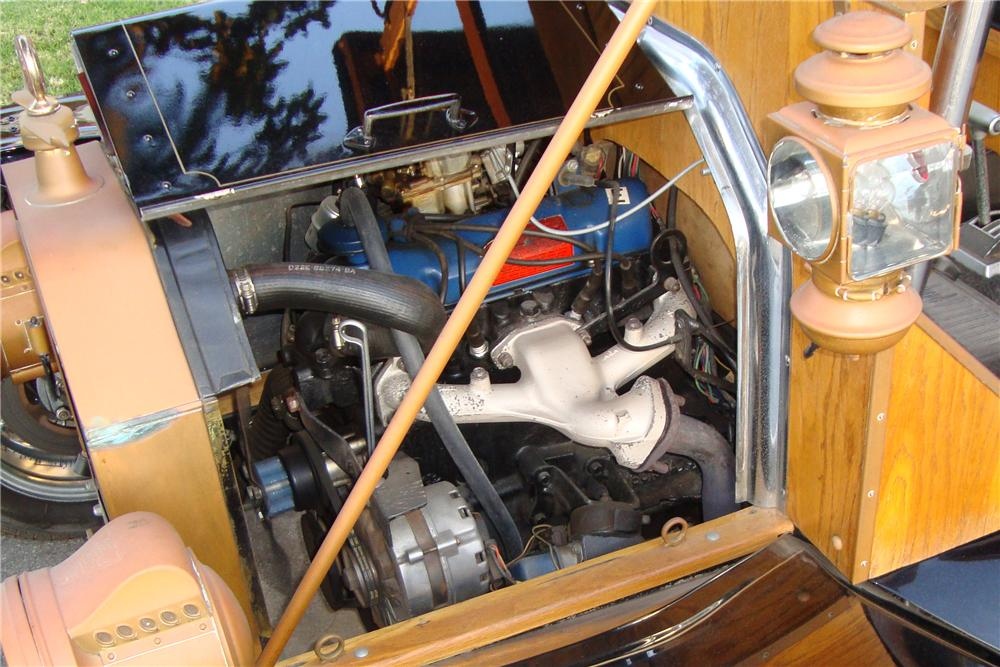 1912 FORD CUSTOM DEPOT HACK - Engine - 108164