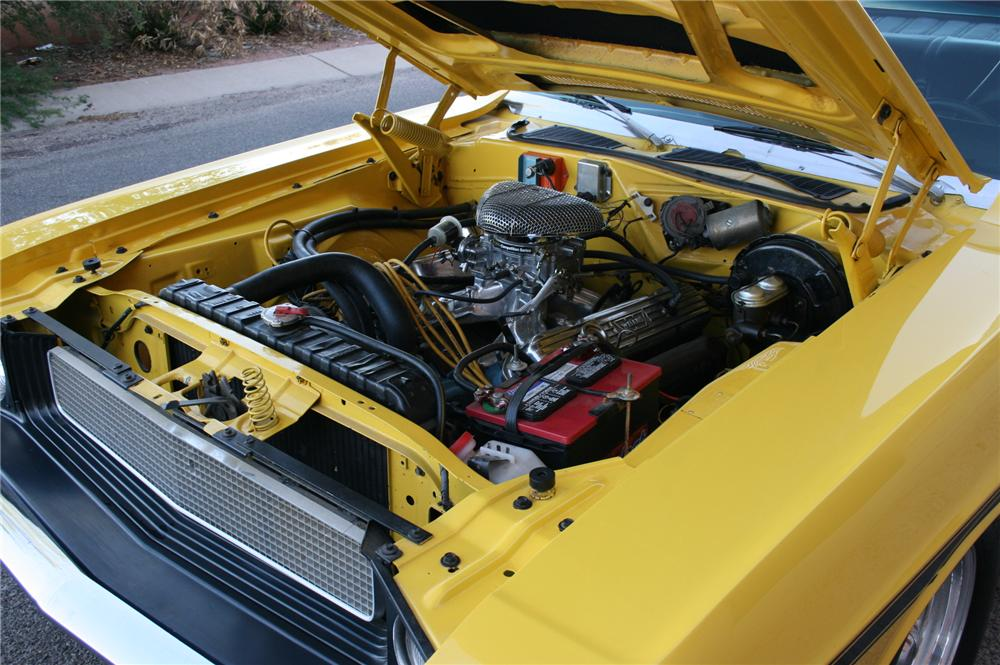 1970 DODGE CHALLENGER 2 DOOR CUSTOM COUPE - Engine - 108178