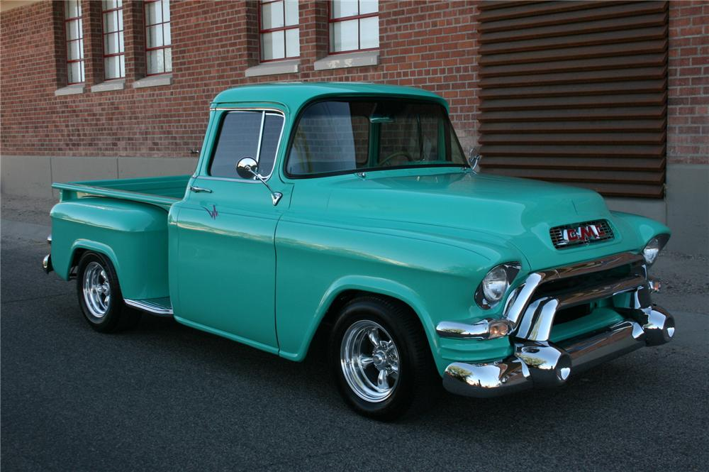 1955 Gmc Custom Pickup 108183