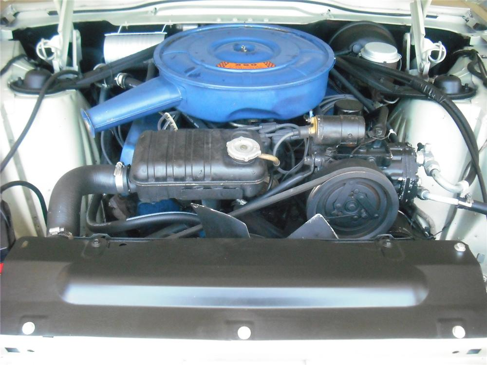 1966 FORD THUNDERBIRD 2 DOOR COUPE - Engine - 108239