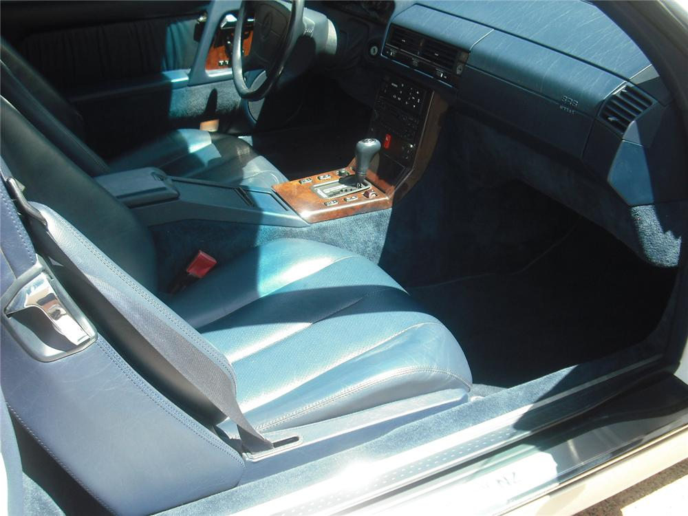 1995 MERCEDES-BENZ 500SL ROADSTER - Interior - 108248