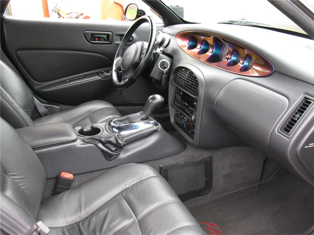 2000 PLYMOUTH PROWLER CUSTOM CONVERTIBLE - Interior - 108276