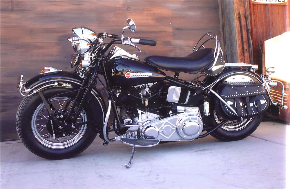 2000 CUSTOM MOTORCYCLE - Front 3/4 - 108304