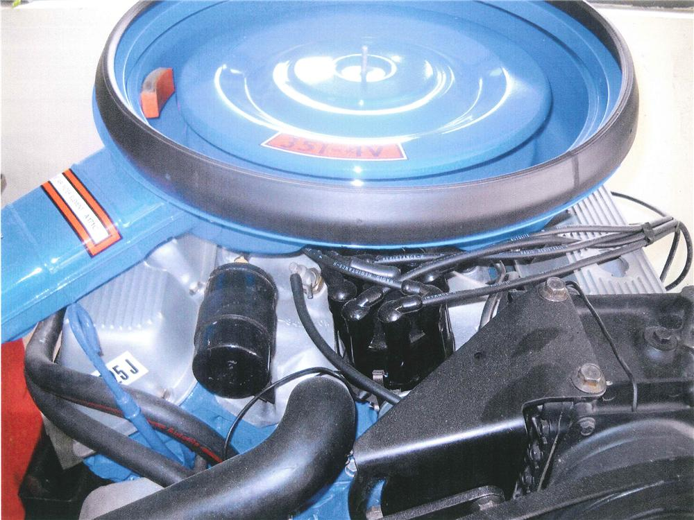 1971 FORD MUSTANG CUSTOM CONVERTIBLE - Engine - 108309
