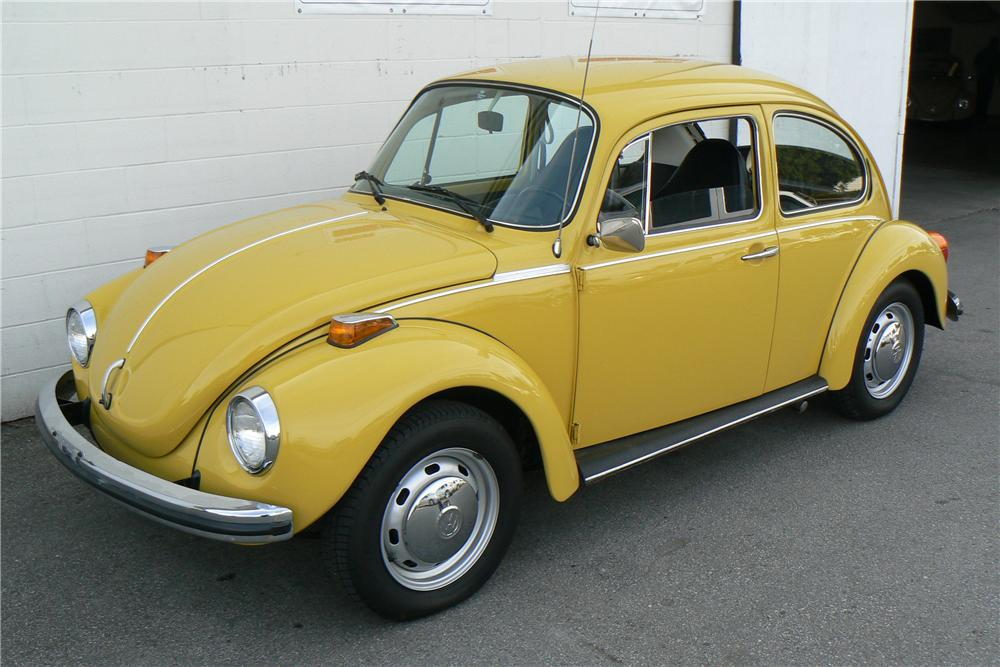 1973 Vw Super Beetle Owners Manual