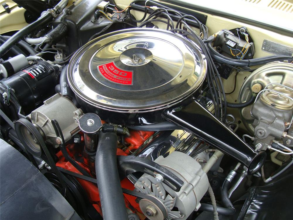 1967 CHEVROLET CAMARO RS/SS CONVERTIBLE - Engine - 108392
