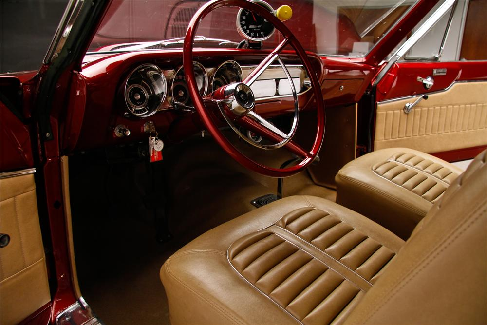1963 FORD FAIRLANE 500 THUNDERBOLT RE-CREATION - Interior - 108444