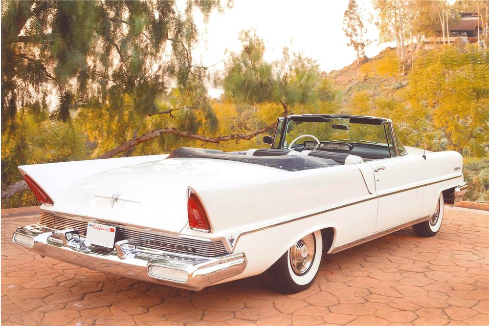 1957 lincoln premiere convertible 108454. Black Bedroom Furniture Sets. Home Design Ideas