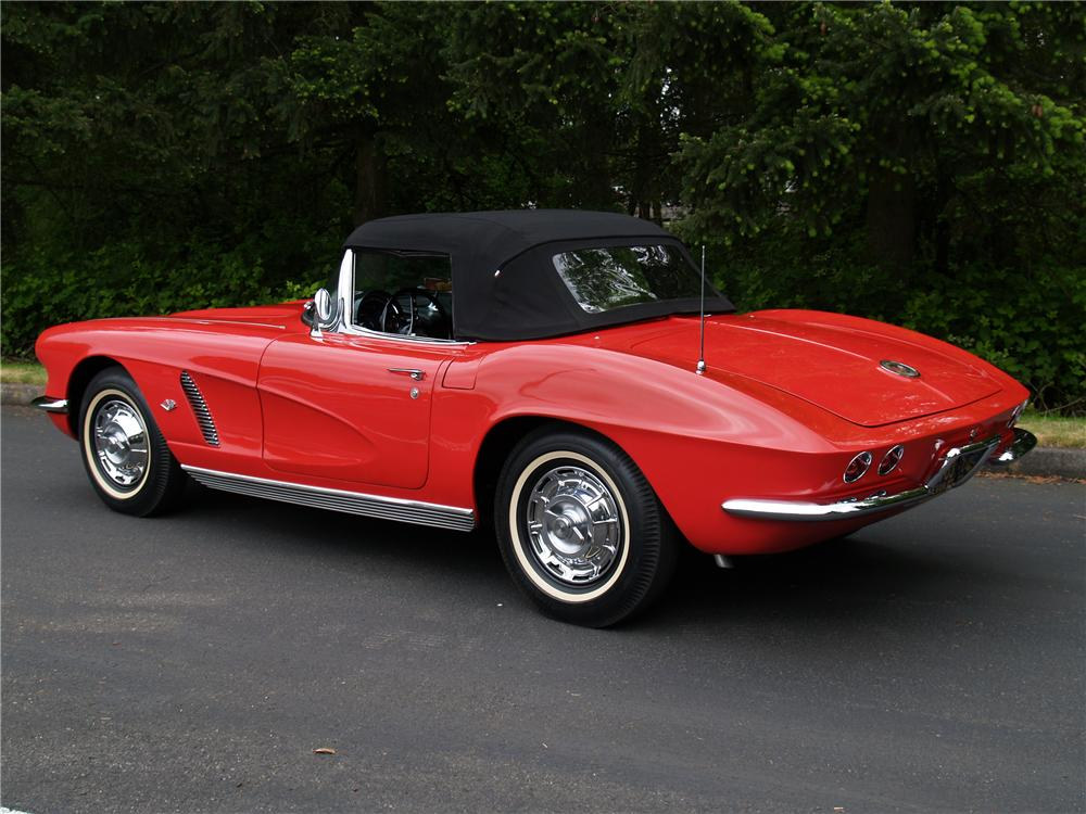 1962 chevrolet corvette convertible 108469. Black Bedroom Furniture Sets. Home Design Ideas