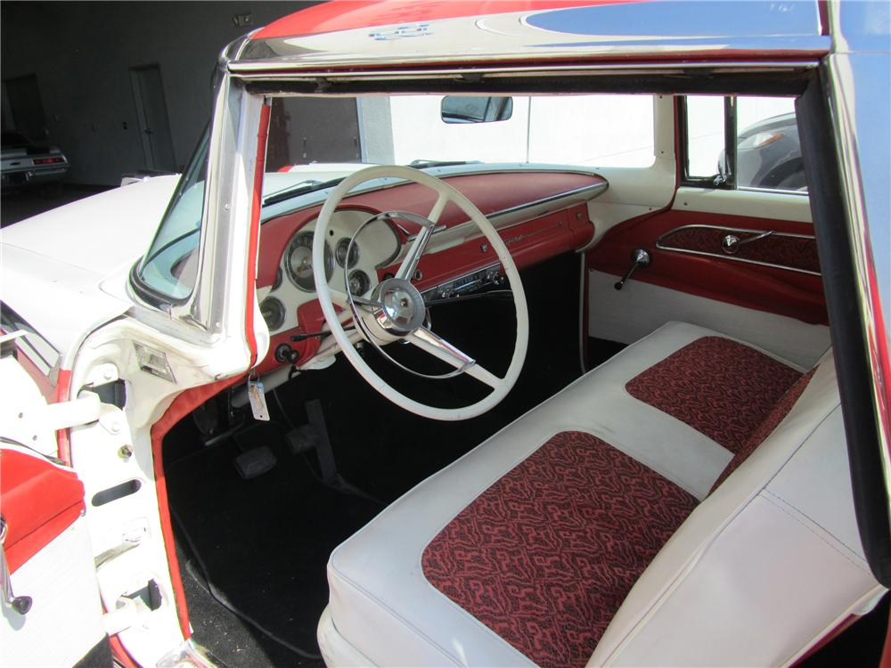 1956 ford crown victoria 2 door hardtop 108703. Black Bedroom Furniture Sets. Home Design Ideas