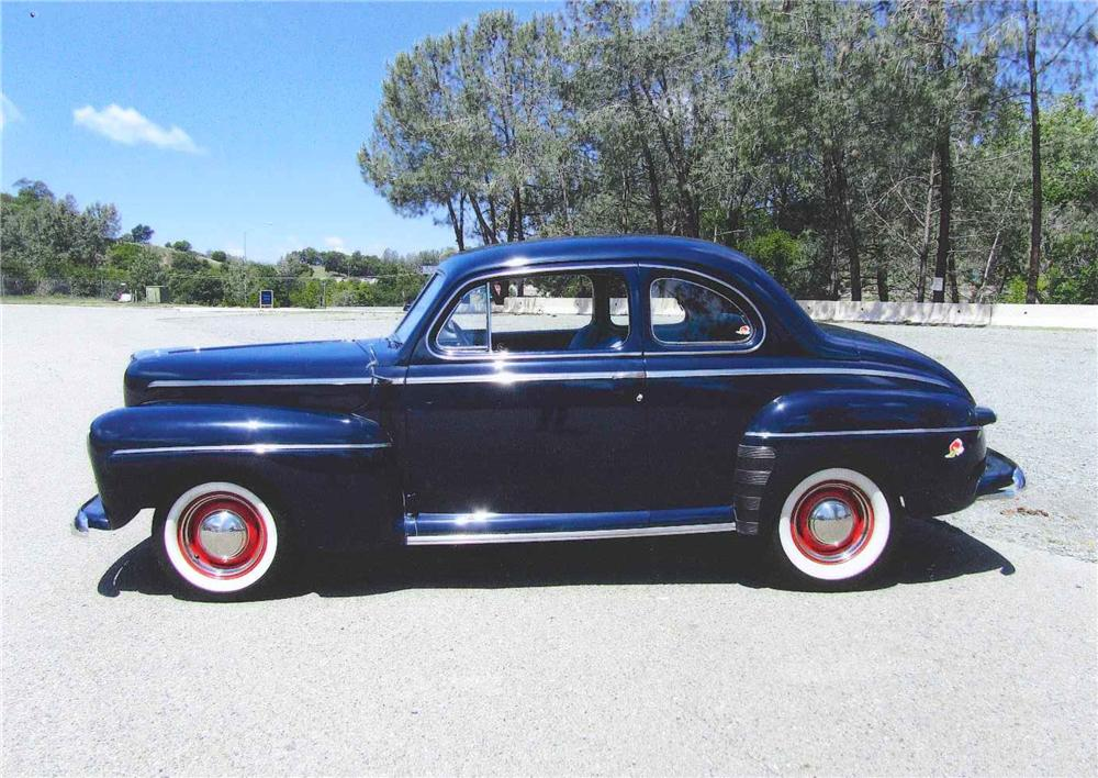 1946 ford super deluxe 2 door coupe 108708