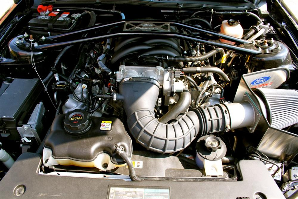 2007 FORD SHELBY GT-H CONVERTIBLE - Engine - 108720
