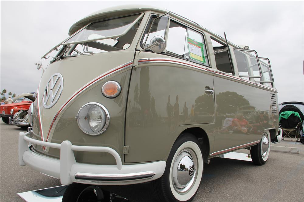 1963 VOLKSWAGEN 23 WINDOW BUS - 109474