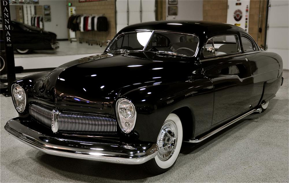 1951 MERCURY LEAD SLED CUSTOM COUPE112573