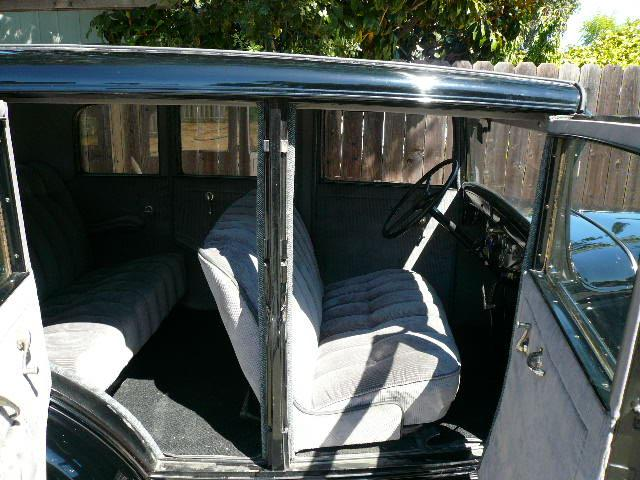 1931 PONTIAC 4 DOOR SEDAN - Engine - 112650