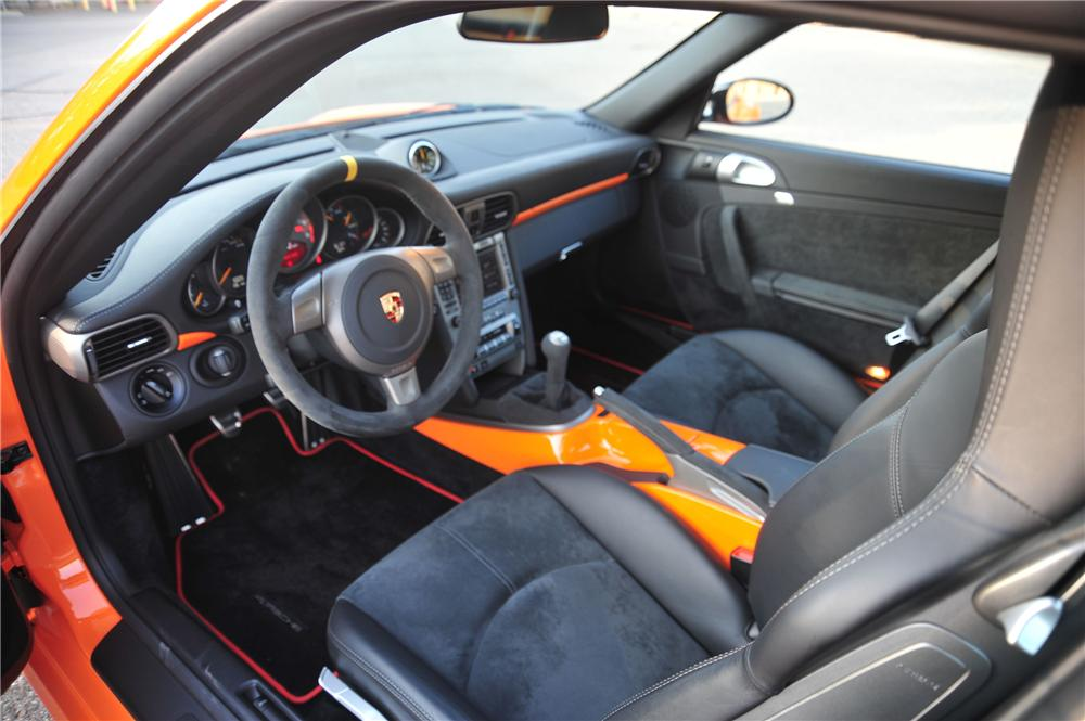 2007 PORSCHE 911 GT-3 RS 2 DOOR COUPE - Interior - 112671