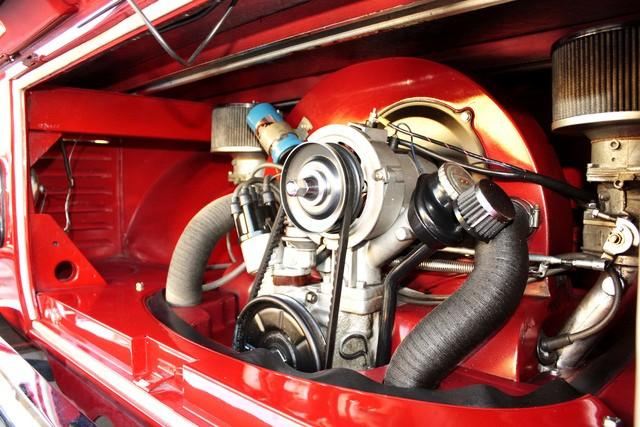 1964 VOLKSWAGEN DOUBLE CAB PICKUP - Engine - 112675