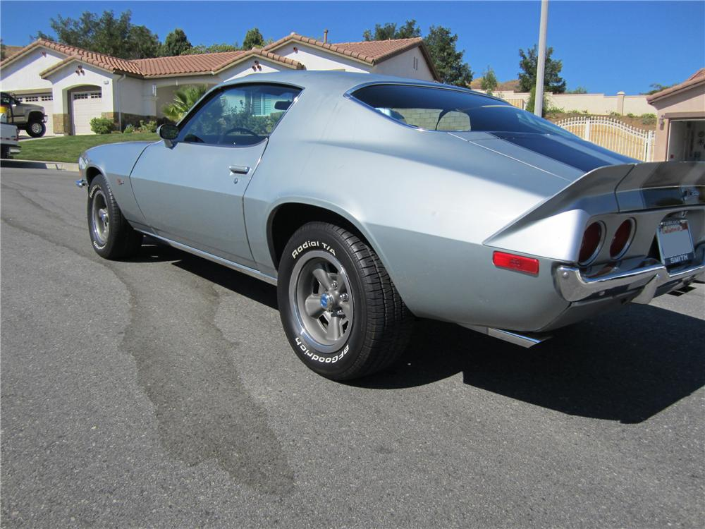 1971 CHEVROLET CAMARO Z/28 COUPE - Rear 3/4 - 112719