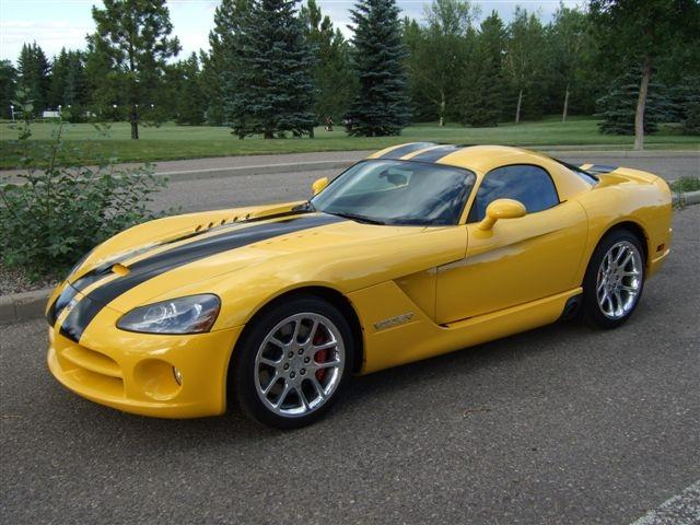 2006 DODGE VIPER COUPE - Side Profile - 112746