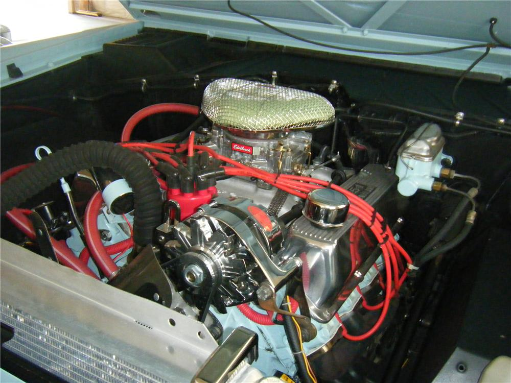 1968 FORD BRONCO CUSTOM SUV - Engine - 112750