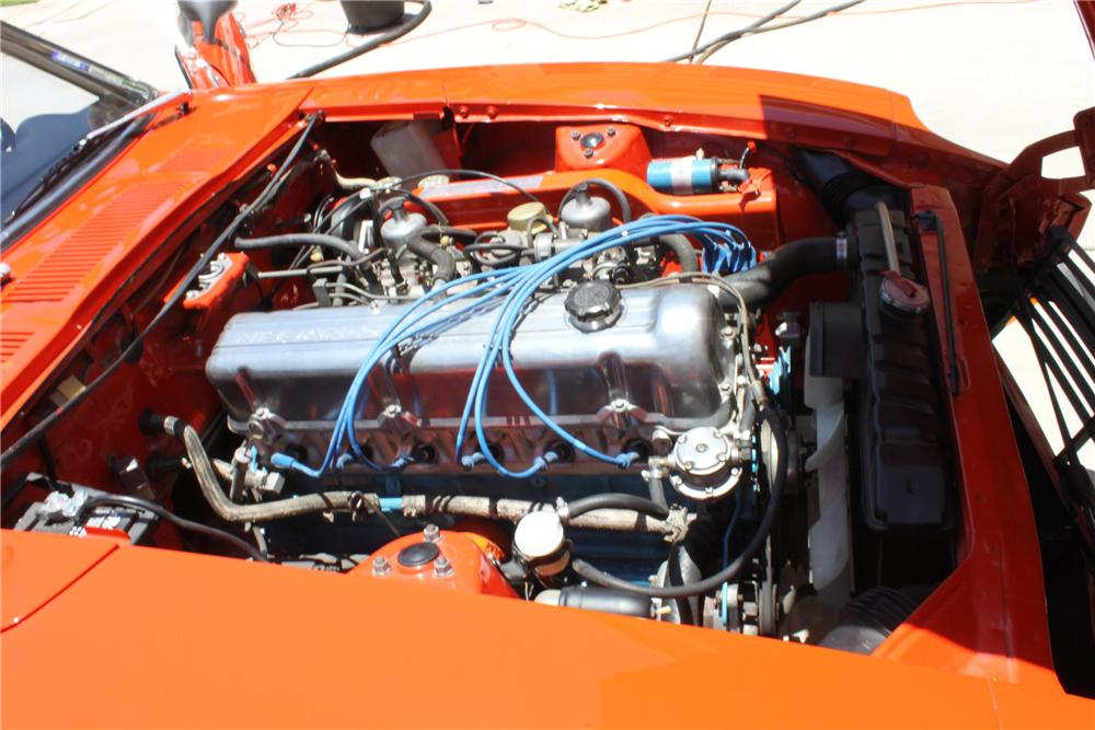 1972 DATSUN 240Z 2 DOOR COUPE - Engine - 112770