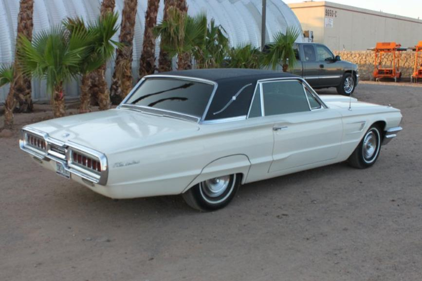 1965 ford thunderbird 2 door landau 112773. Cars Review. Best American Auto & Cars Review