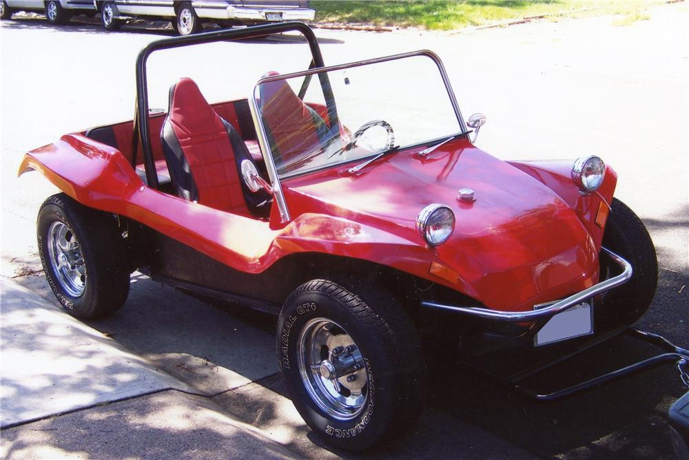 1996 HMD DUNE BUGGY - Front 3/4 - 112836