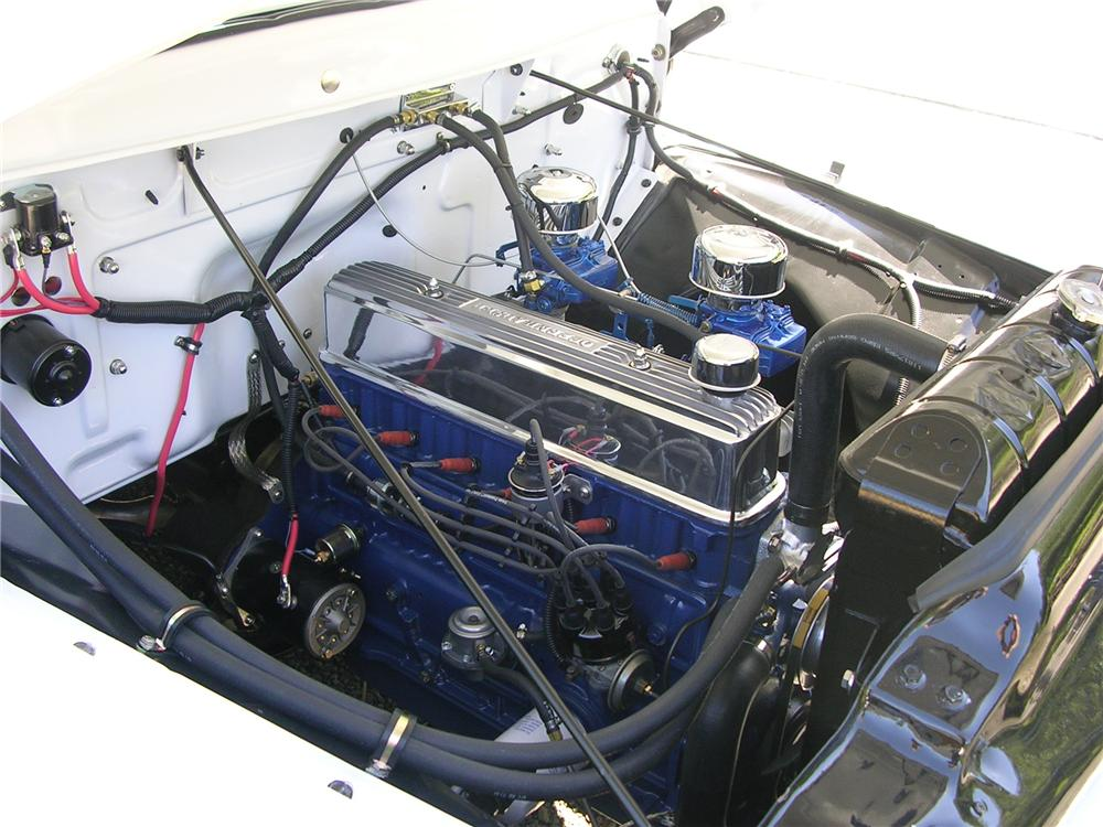 1954 FORD F-100 PICKUP - Engine - 112840