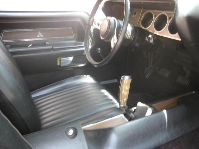 1973 DODGE CHALLENGER 2 DOOR HARDTOP - Interior - 112841
