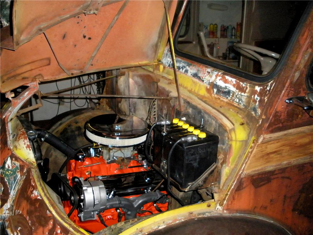 1947 DIVCO CUSTOM TRUCK - Engine - 112846