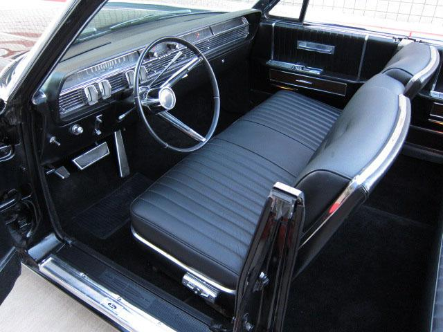 1965 LINCOLN CONTINENTAL 4 DOOR CONVERTIBLE - Interior - 112864
